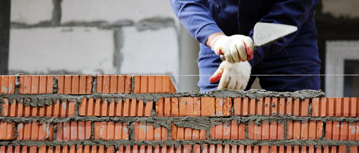 Ehitustegevus ei ole igameheõigus. Naabrimehele maja ehitada ei tohi, kui sul puudub erialane ettevalmistus