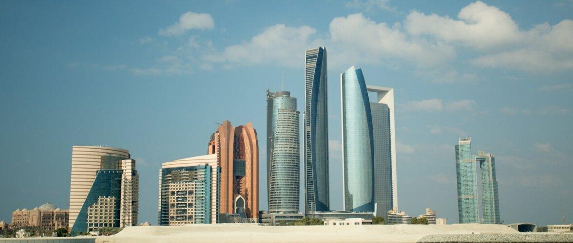 Luksuslik puhkus Abu Dhabis: edasi-tagasi kiirete ümberistumistega lennupiletid Tallinnast alates 268€!