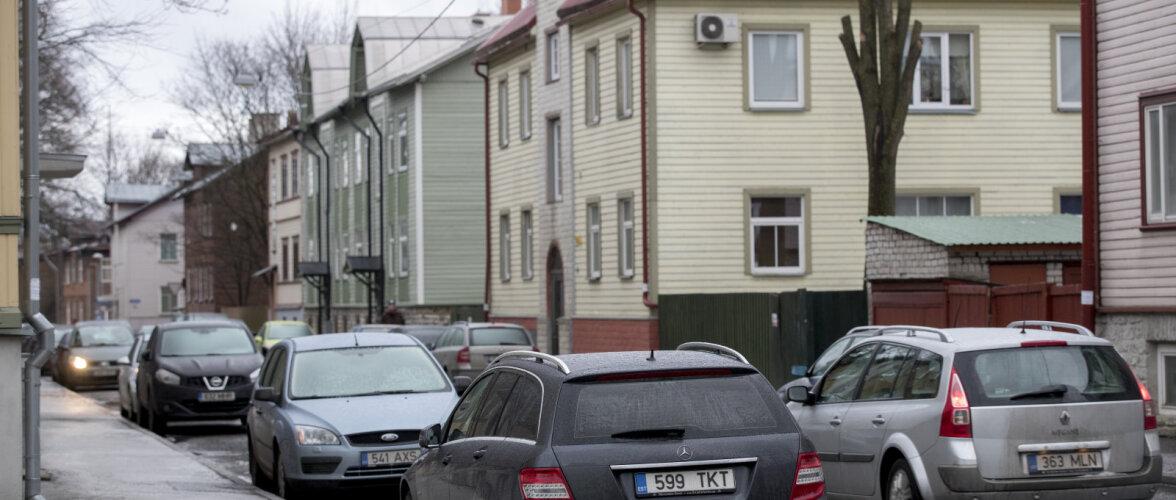 Miks ei tasuks uut korterit osta ilma parkimiskohata?