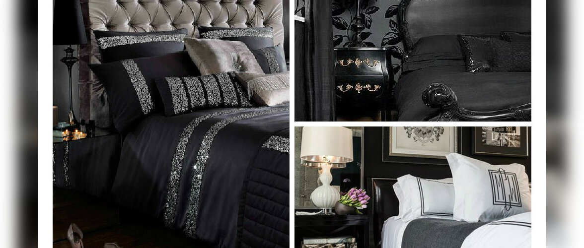 FOTOD: Must magamistuba — liiga sünge või meeldivalt ja salapäraselt dramaatiline?