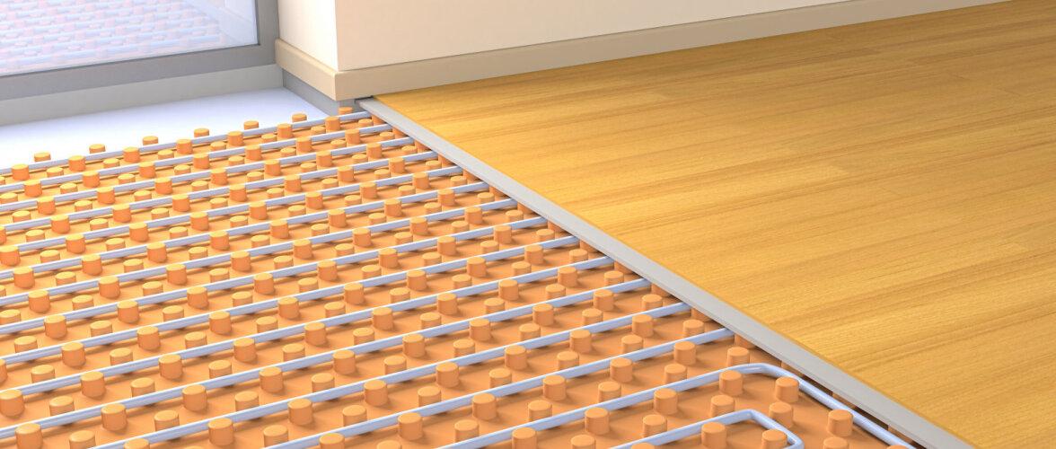 Nõuanded, kuidas ära tunda ja parandada vead põrandaküttesüsteemis. 12 enamlevinud probleemi