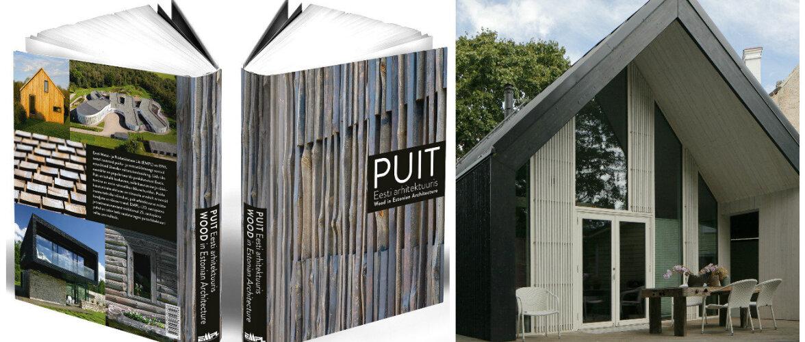 Tasub teada: ilmus raamat Eesti puitarhitektuurist