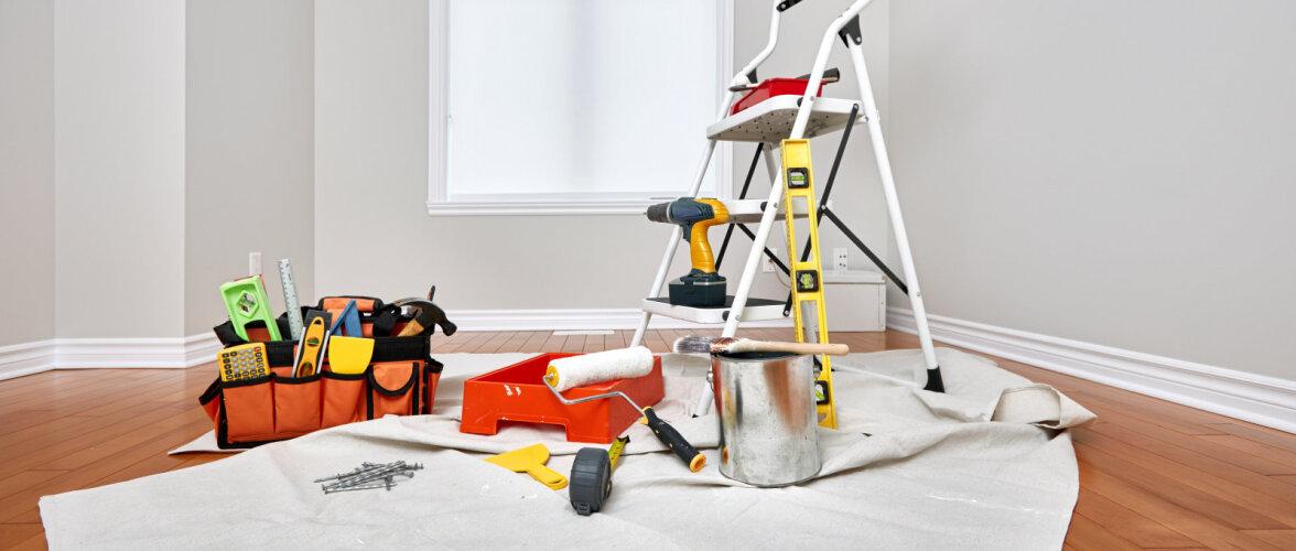 Kas kodu on enne müüki mõistlik remontida või mitte?