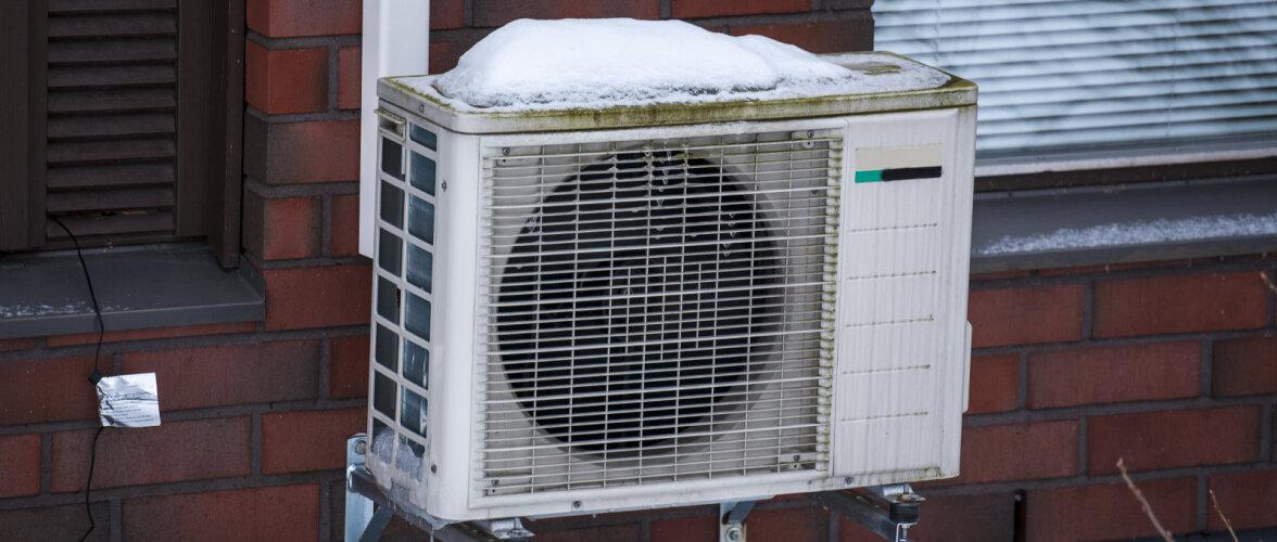 Õhk-õhk soojuspump — selle plussid ja miinused Eesti oludes