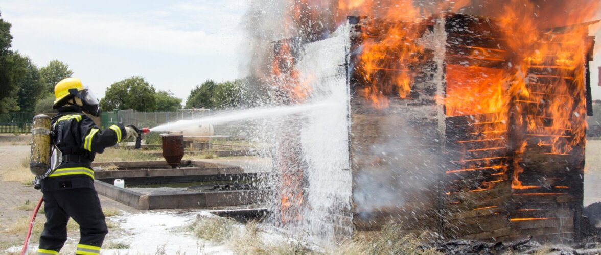 SPETSIALIST SELGITAB | Millal on tarvis tuleohutusauditit?