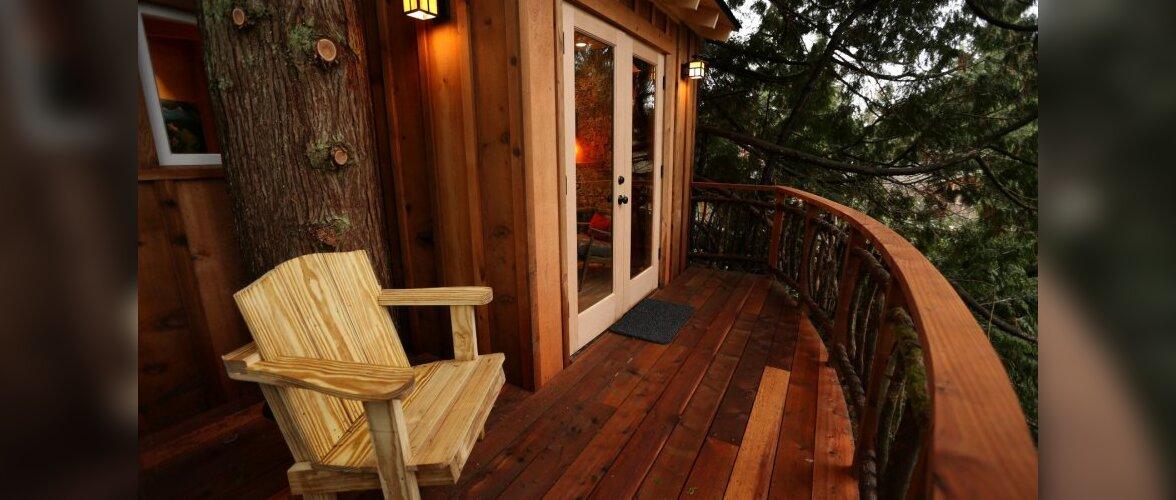 Luksuslike puuonnide ehitajad täidavad täiskasvanute lapsepõlveunistusi