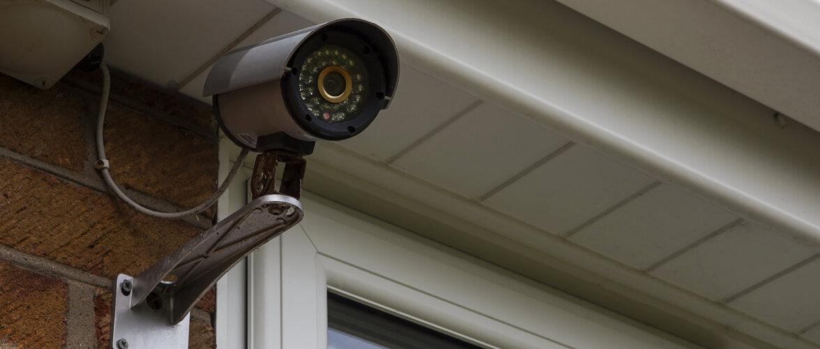 Millega tuleb arvestada valvekaamerate paigaldamisel?