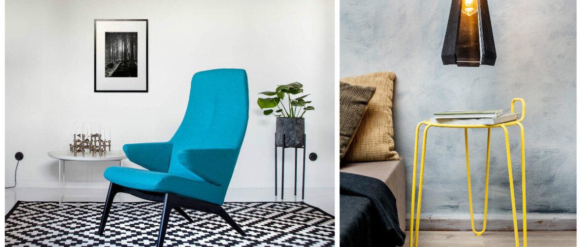 10 lahedat tooli Eesti disaineritelt