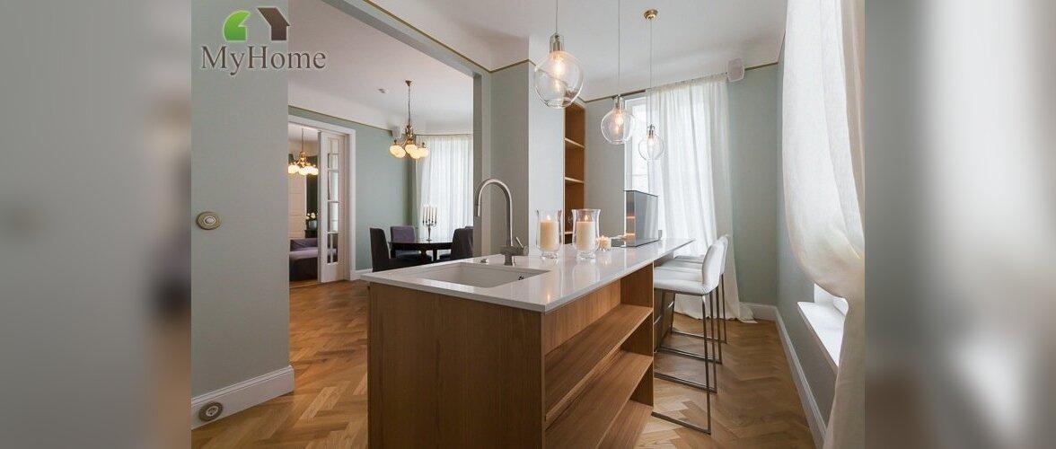 Sisekujundaja loodud luksuslik ja hedonistlik kodu juugendvillas