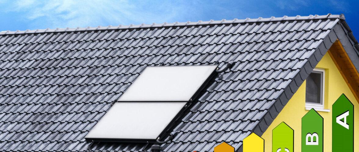 10 võimalust maja energiasäästu saavutamiseks