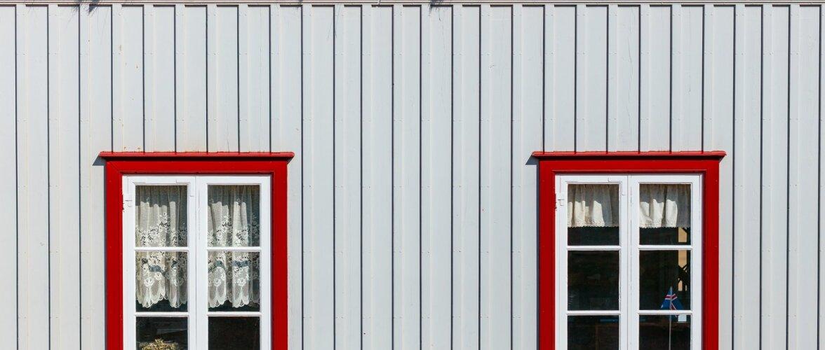Kuidas anda vanadele aknaraamidele uus ilme ja pikem iga?