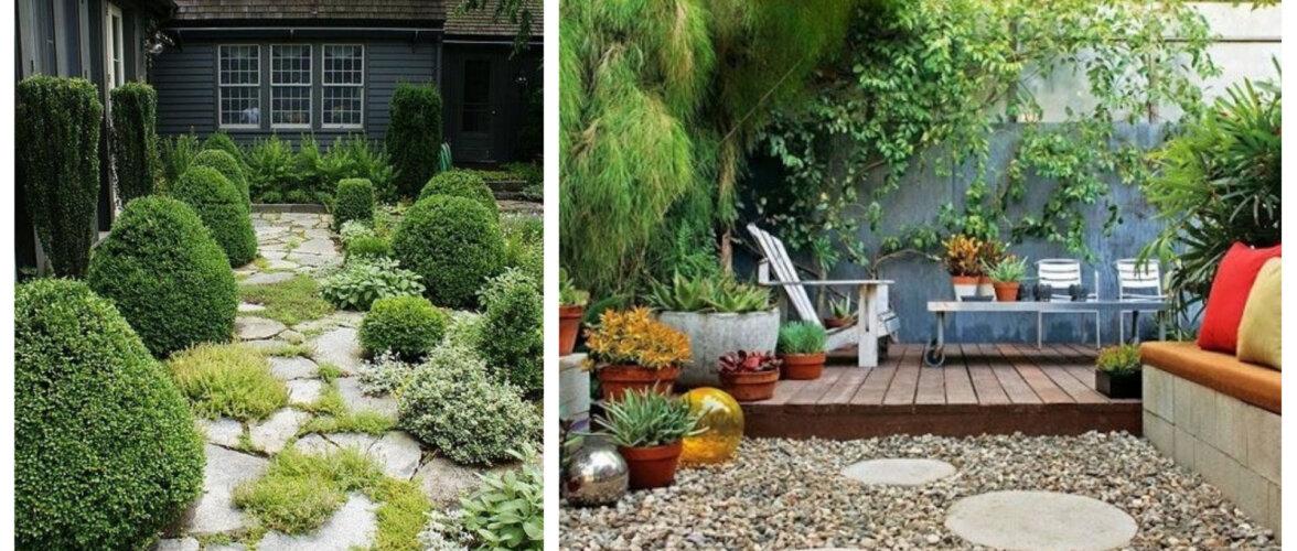 15 võluvat muruvaba aeda, kus püüavad pilku kivid ja kõrrelised