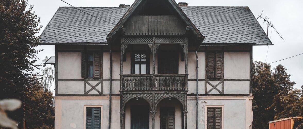 Soovid osta ja renoveerida vana maja? Vaata, millised on vanade majade levinumad probleemid