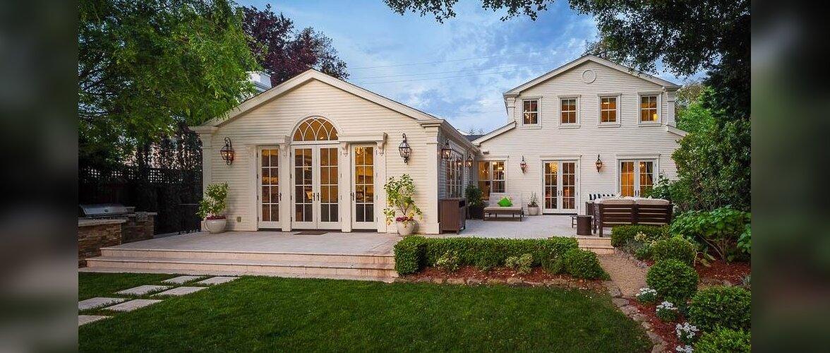 Facebooki looja Mark Zuckerbergi õde müüb oma luksuslikku kodu
