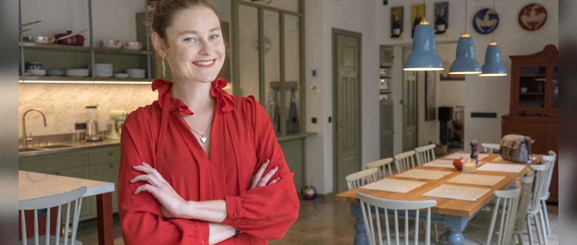 FOTOD │ Anni Arro avas toidugurmaanidele avara ja hubase stuudioköögi