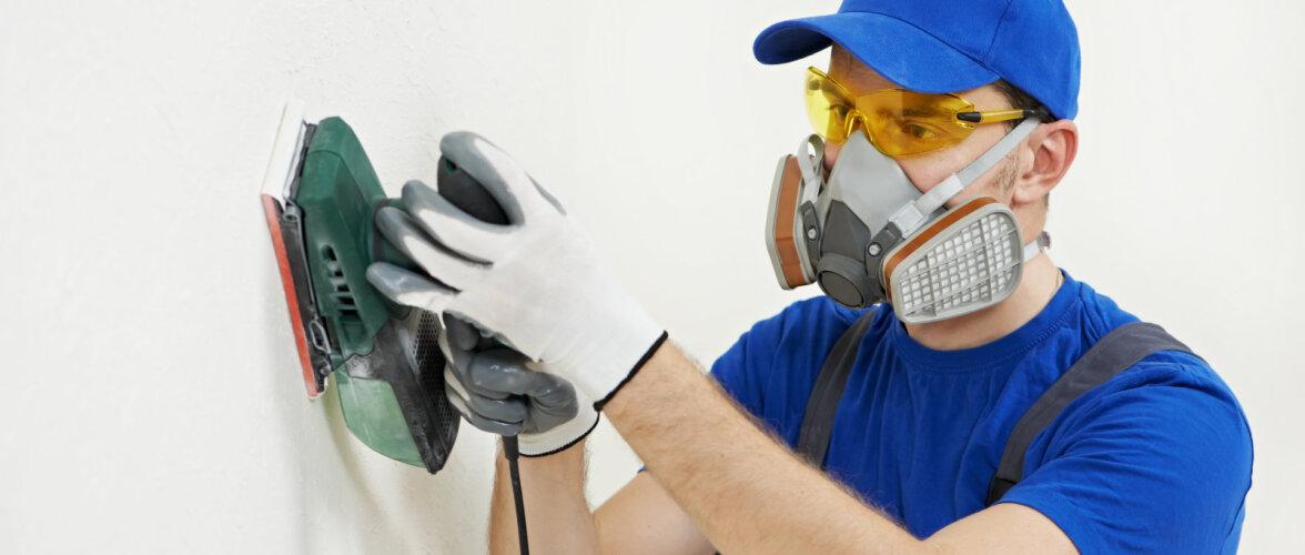 Kuidas kaitsta end tervisehädade eest, mida ehitus- ja remonditööd põhjustada võivad?