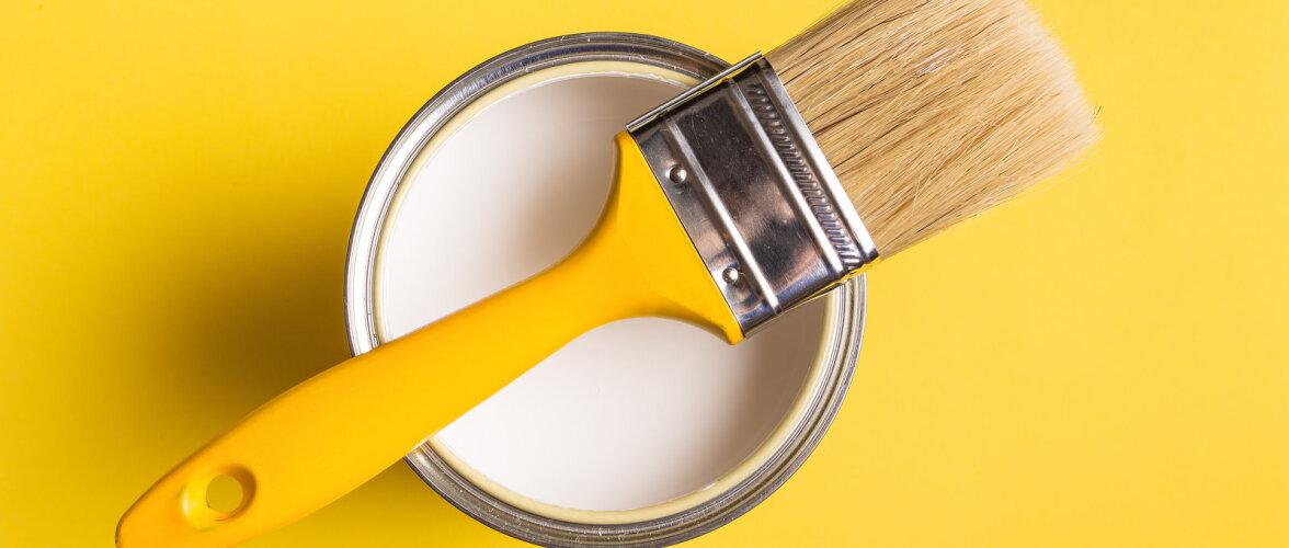 Kuidas teha kindlaks, kas värv on veel kasutuskõlblik?