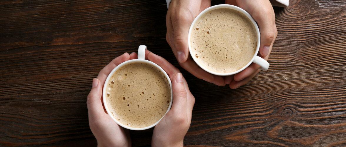 TEADUSLIKULT TÕESTATUD | Kohvijoomine on just neil tingimustel kasulik!