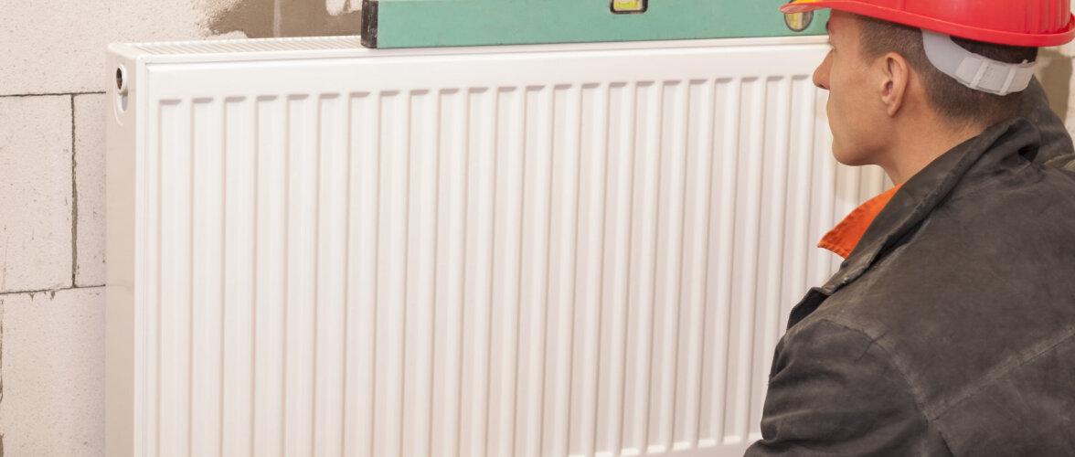 Isepäine radiaatorivahetus võib kogu maja kütte tasakaalust välja viia