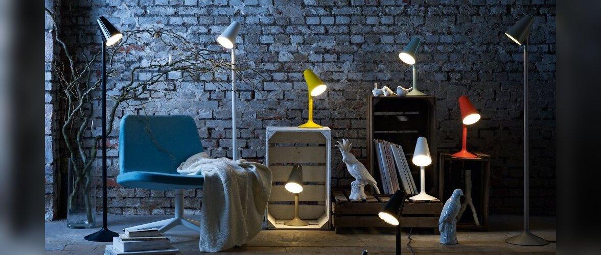 HEA TEADA: Samm edasi LEDide maailmas ehk sisseehitatud valgusallikaga valgustid