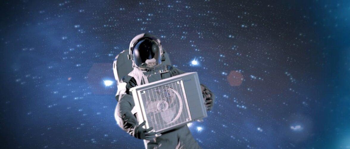 """Kas tõesti näeb messil soojuspumpa """"teiselt planeedilt""""? Just nii kõrge on uue põlvkonna soojuspumba kasutegur"""