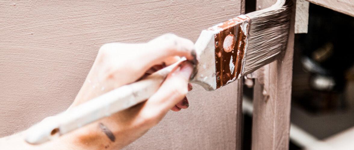 10 suurt viga, mida köögimööbli värvimisel tehakse
