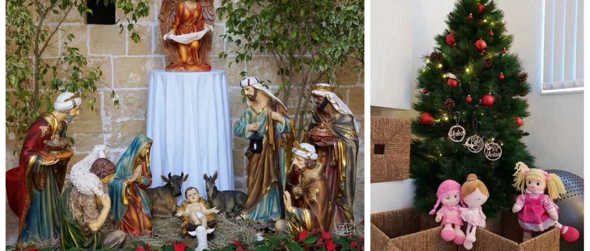 Eestlaste jõulud välismaal — Maltal tähistatakse jõule rikkaliku hommikusöögiga