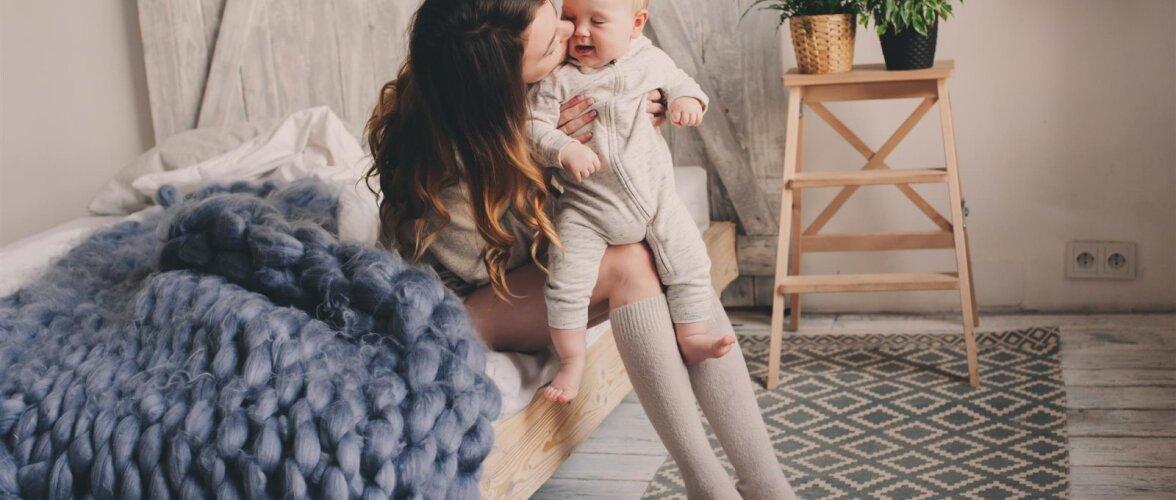 Hakkad magama minema? Võta siis oma beebi kaissu! 9 viisi, kuidas koos magamine lapsele tulevikus kasuks on