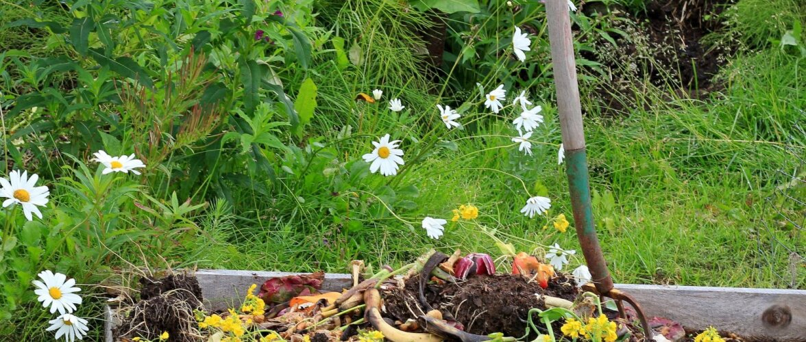 NÕUANDEID | Kuidas lihtsalt ja mugavalt head komposti teha