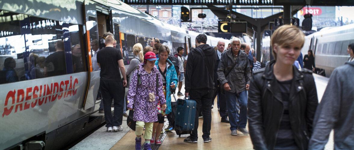 Между Данией и Швецией хотят открыть линию международного метро