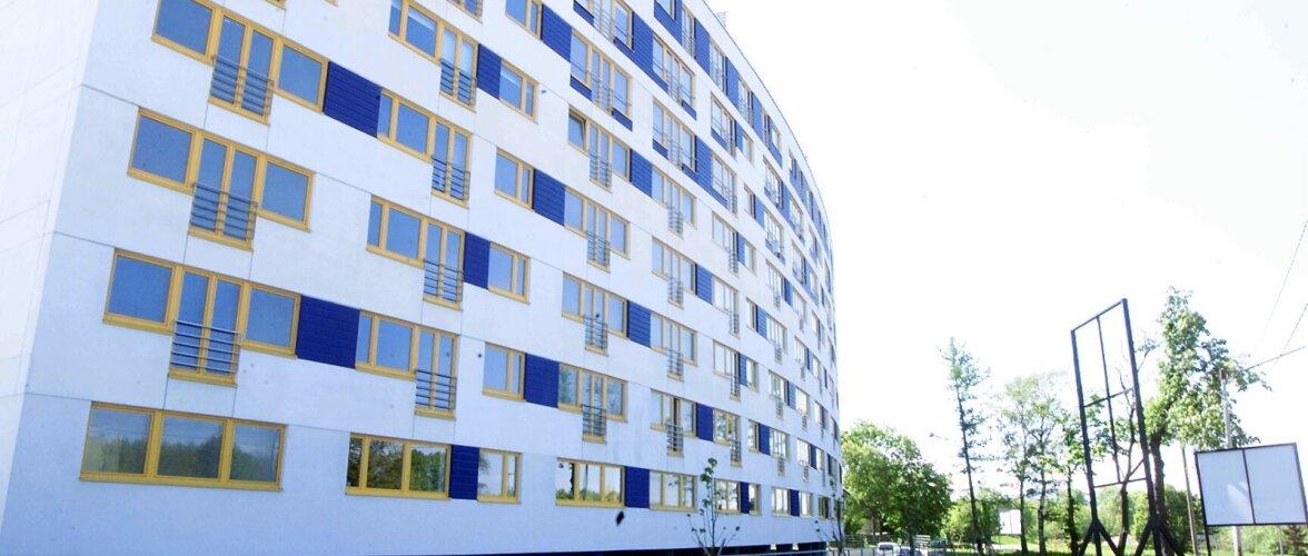 Kinnisvaraarendus jääb suurlinnadesse. Väikelinnadesse uusi korterelamuid niipea ei tule