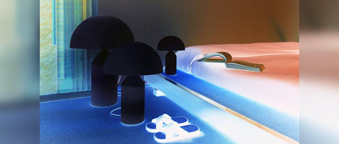 NÕUANDED JA FOTOD: Kuidas valida magamistuppa sobivad valgustid?