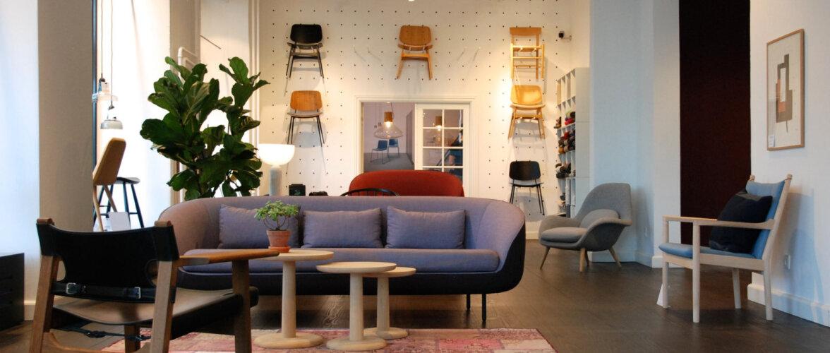 FOTOD: Vaata Kopenhaageni põnevamaid mööbli- ja disainipoode