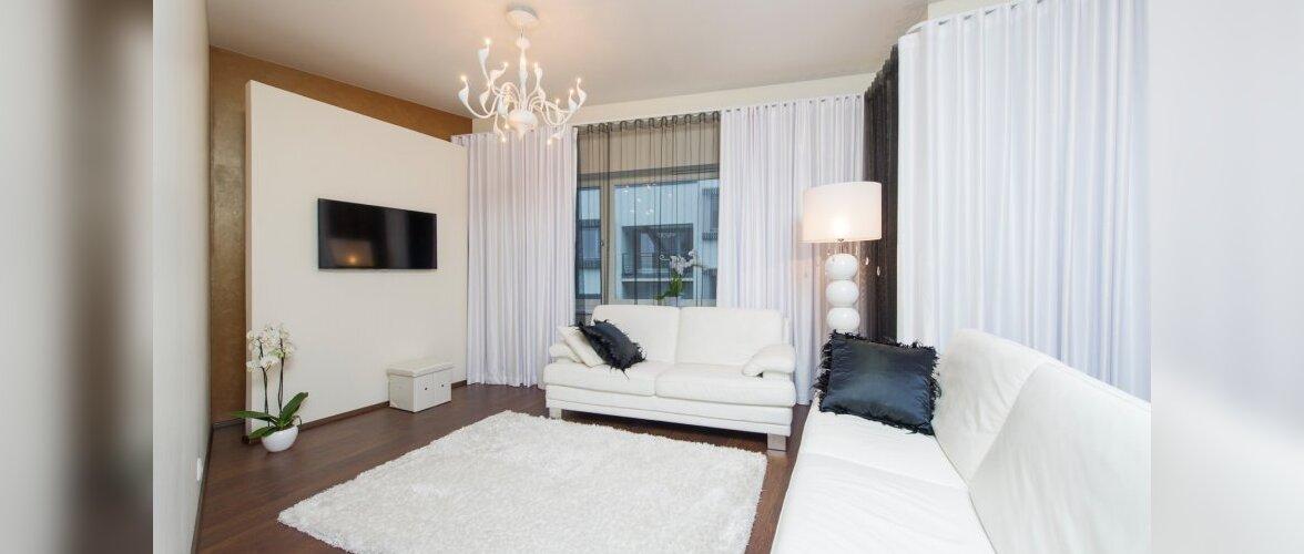 Luksuslik korter Pirita teel