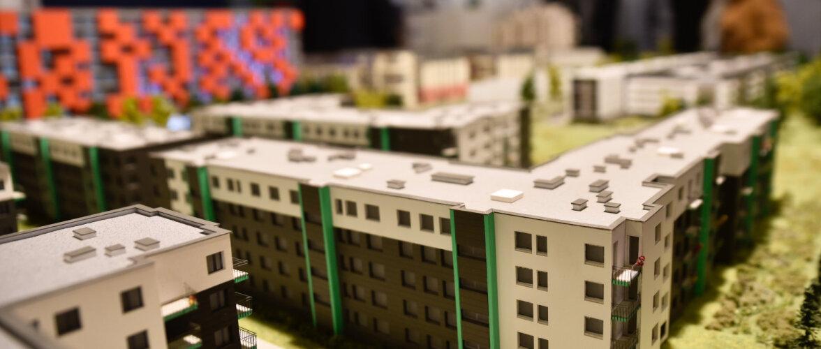 Eluasemelaenud kontrolli all, kinnisvaraarenduses on tunda selget ülepakkumist