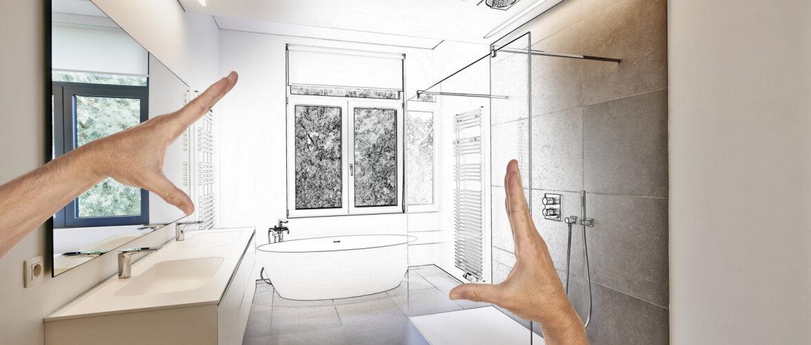 Väldi vannitoa ehitamisel levinumaid vigu! Disainerid toovad välja suurimad eksimused