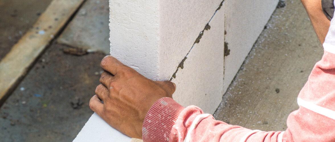 Kui talvel on vaja müüri laduda, siis mida on seejuures kindlasti tarvis teada?