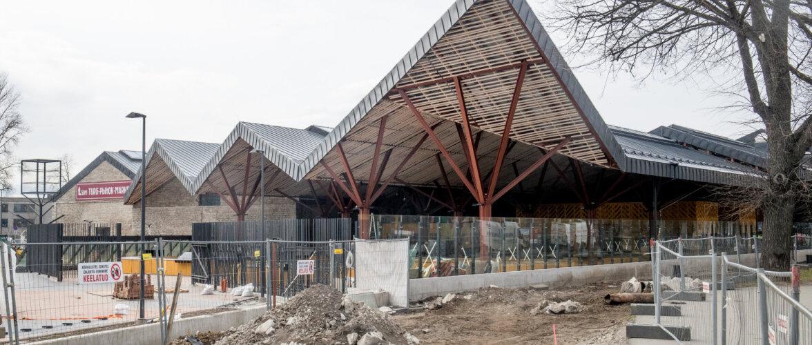 """""""Aasta Ehitaja 2017"""" on Mapri Ehituse projektijuht Valdo Rohtla Balti Jaama turuhoonega"""