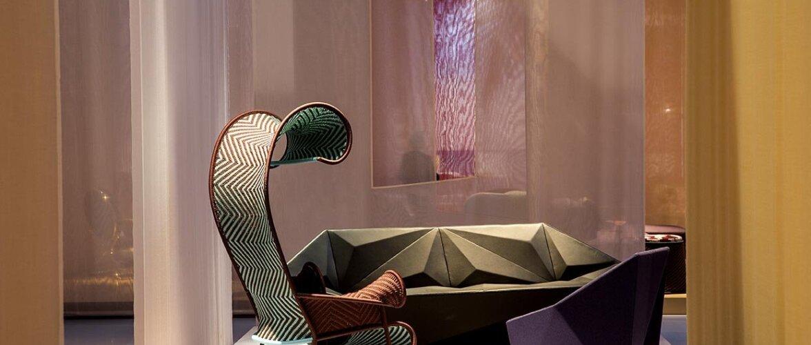 TRENDID: Tagasivaade Milano messile — vaata külluslikke disainimuljeid