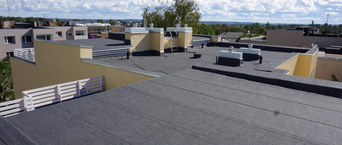 Millal on aeg mõelda kortermaja katuse renoveerimisele ja kuidas seda õigesti teha?
