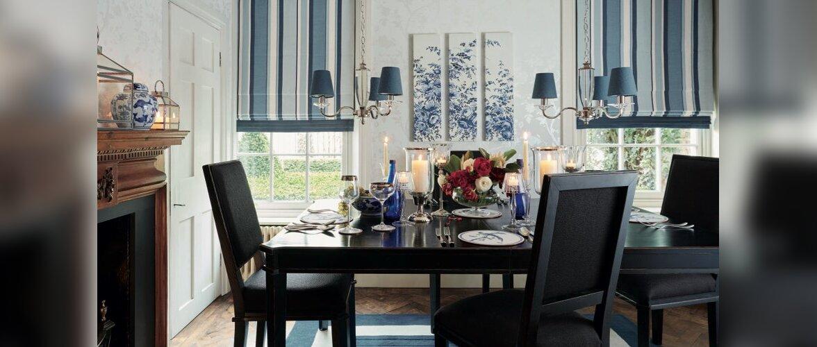 Disainiööl saab nautida kodusesse interjööri sobivat disaini