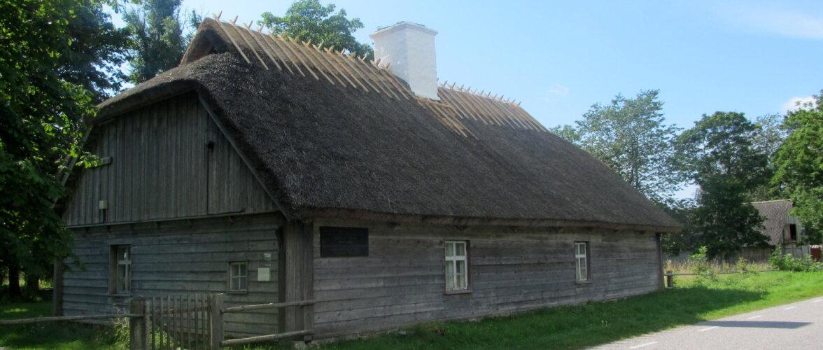 EESTI 100 AARET I Käina köstrimajas on Rudolf Tobiase majamuuseum