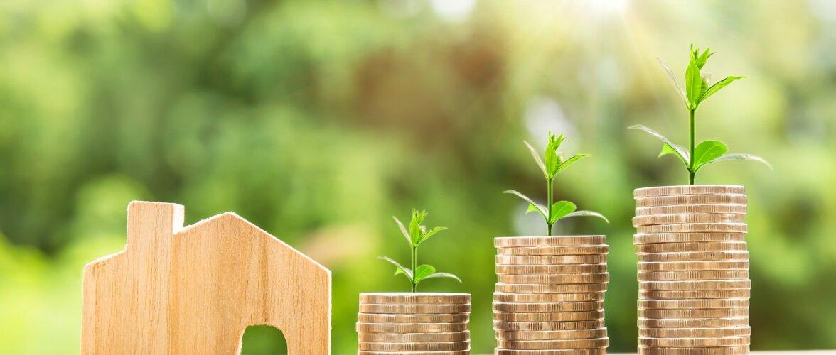 Kõige rohkem eluasemelaene võtavad Eestis 1000–1500eurose sissetulekuga 28–30aastased inimesed