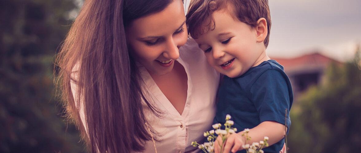Kas tead, milline on sinu kui lapsevanema kasvatusstiil?