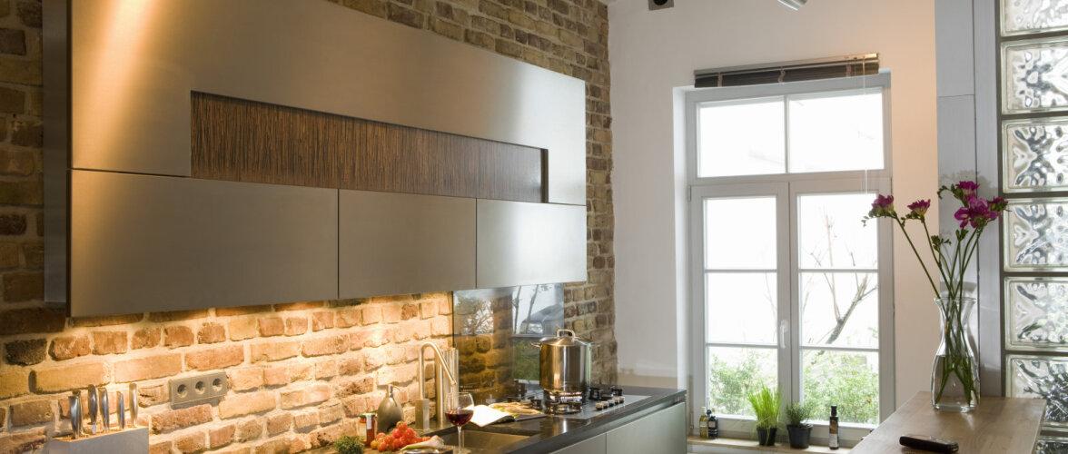 Need on 10 põhiviga köögi planeerimisel