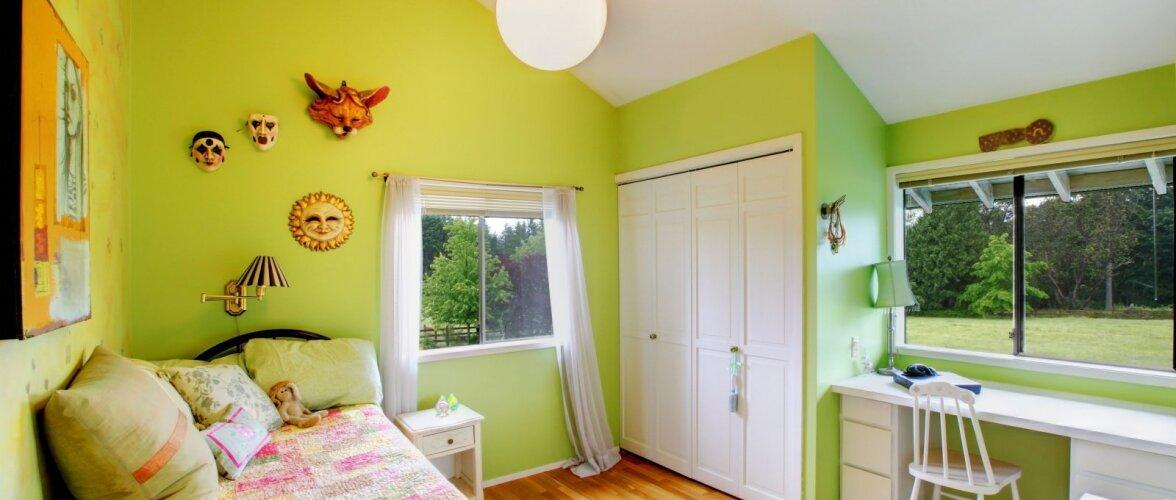FENG SHUI: Lapse toas on lapse luba — kuidas kujundada koolilapse tuba