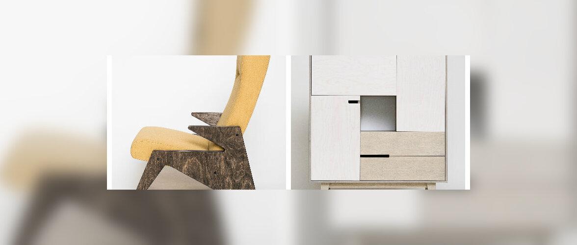 Kodumaine disainmööblifirma Radis esitles Euroopa suurimal mööblimessil kolme põnevat toodet