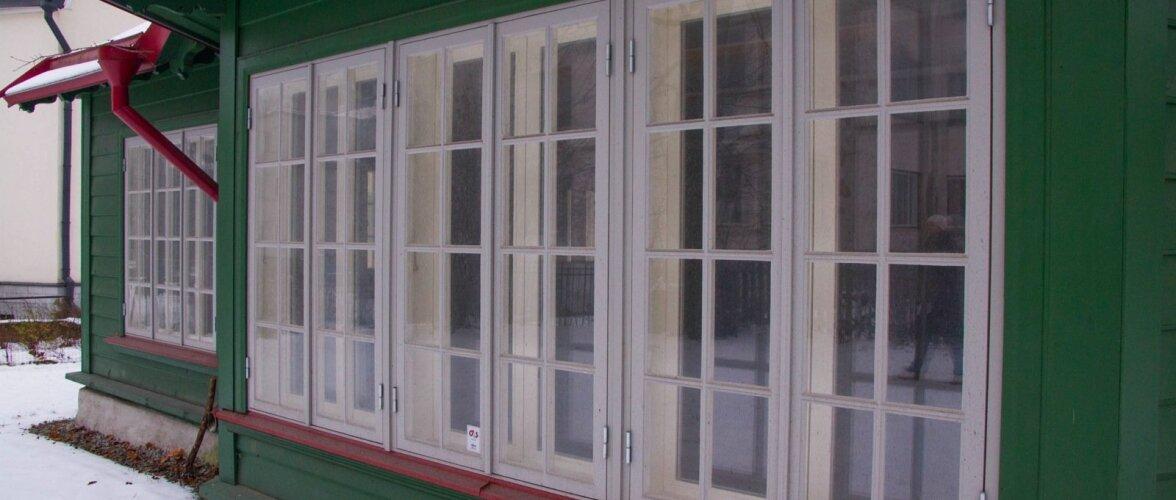 Avatud Majad, Tallinna puitarhitektuur