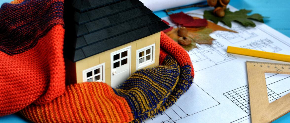 Uue põlvkonna soojustusmaterjalid pakuvad õhema kihiga 50% rohkem soojusväärtust