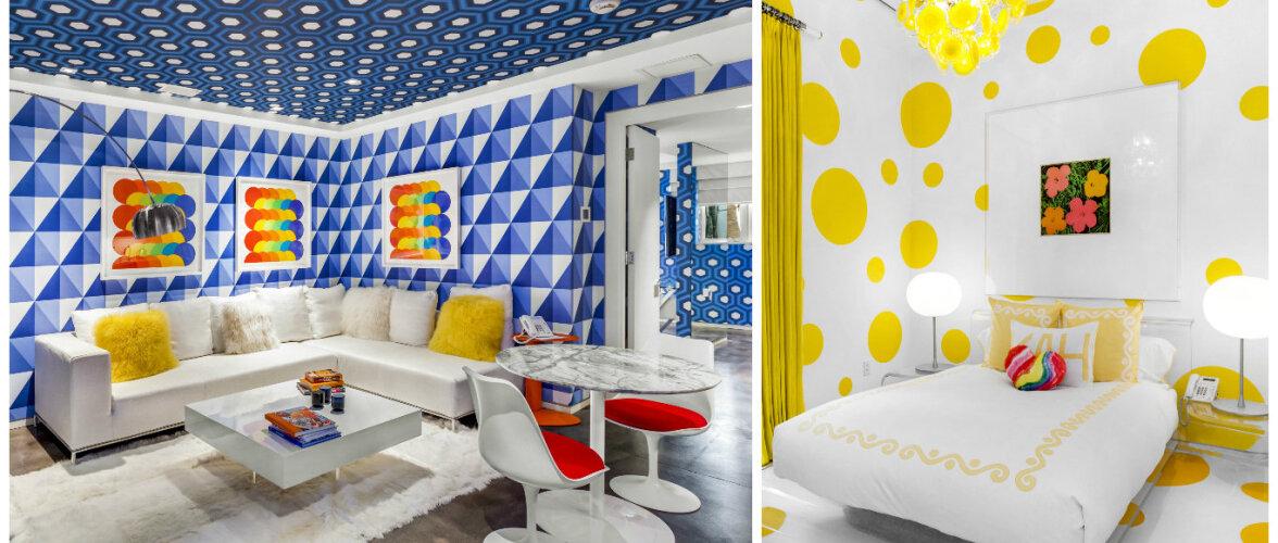 Tuntud moedisaineri värvikast villast leiab ideid igasse tuppa